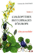 Couverture de Coléoptères phytophages d'Europe, Tome II